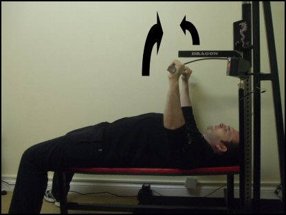 Proper Bench Press Position